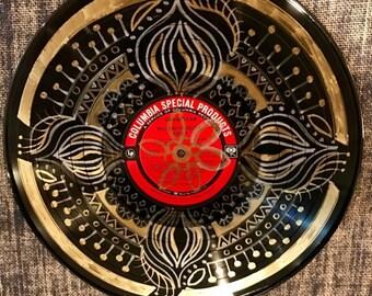 Record- Vinyl Art- Custom design