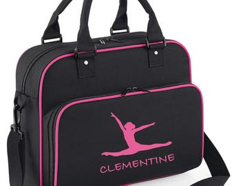 iLeisure Girls Personalised Air Jump with Name Kit Bag.