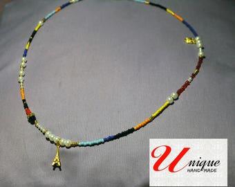 Multicolor necklace
