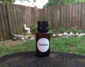 15ml Pure Lavender Healing Oil