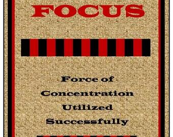 Focus - Successful