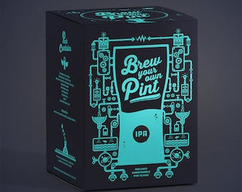 Brew Your Own Pint - IPA