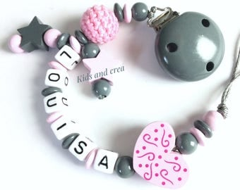 Personalized pacifier pacifier