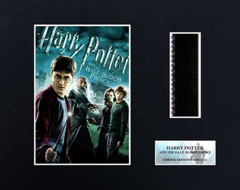 Harry Potter Half Blood Prince 8 x 10 Film Cell