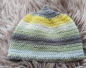 Naalbinding hat