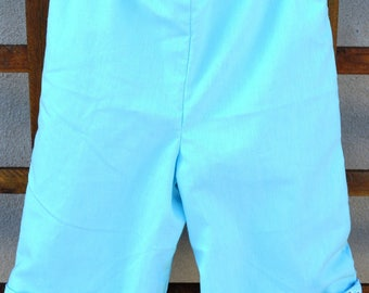 pants lined reversible T 12/18 months