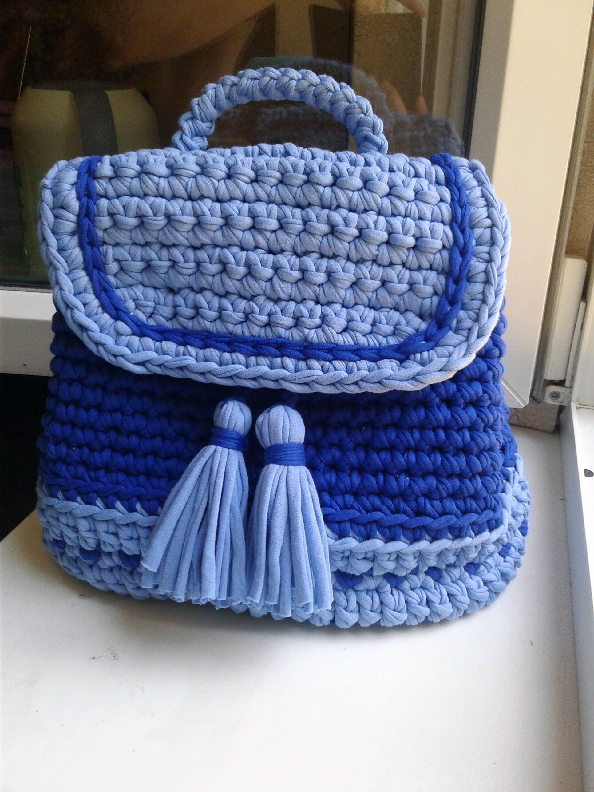 Unusual summer bag