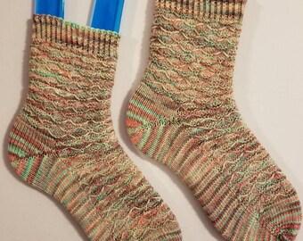 Ladies Knit Socks