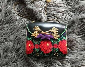 Vintage HELENE ANGELI Handbag