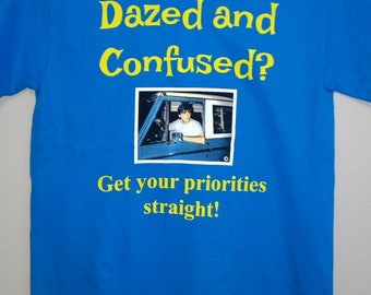 Dazed And Confused Coach Conrad Shirt