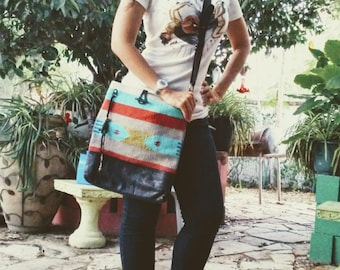Boho Cross body Messenger Bag