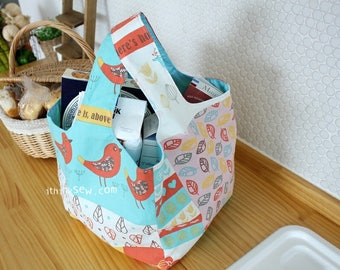 322 Molly Market Bag PDF Pattern