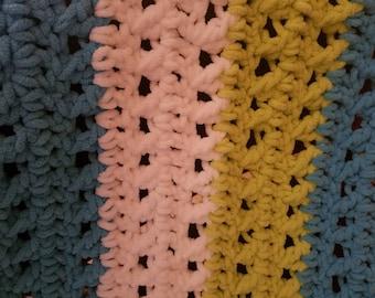 Custom Crochet Blanket (Large)