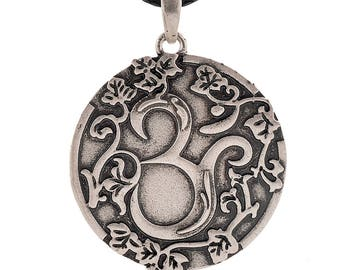 OM Celtic pendant
