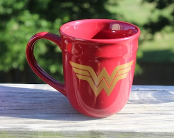 Wonder Woman Coffee Mug