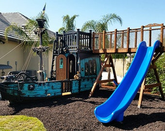 Luxury Butterfly Pirate Ship