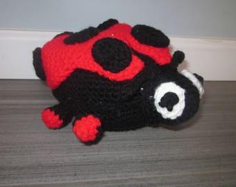 Crochet Ladybug