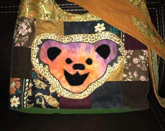 Grateful dead inspired....One more Saturday night purse