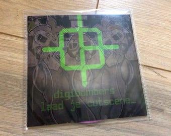 Digibombers-load your Cutscene cd album