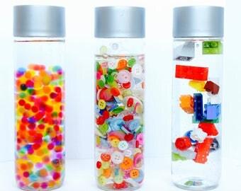 DIY Sensory Bottles Craft Kit