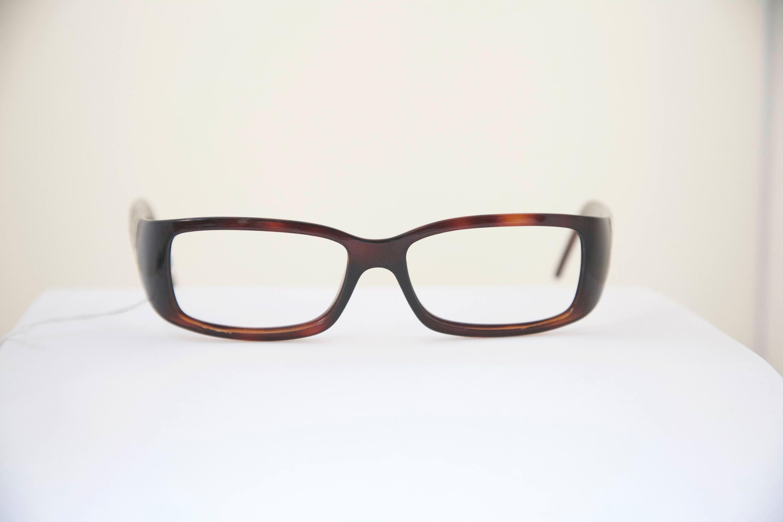 Vintage 1990\'s FENDI Eyeglass Frames / Italy / Model# FS300 / Retro ...