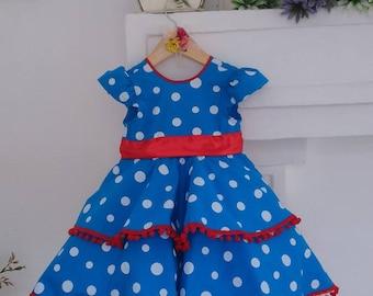 Dress Galinha Pintadinha