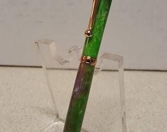 24k Gold Slimline Twist Pen