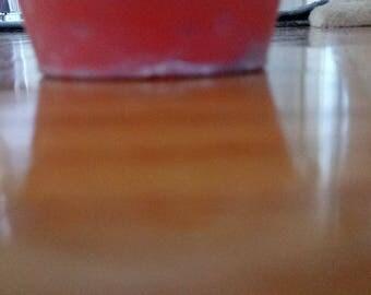 Mermaid pink slime