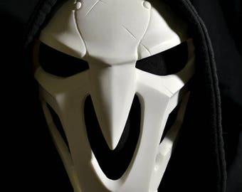 Overwatch Reaper Mask Cosplay