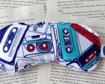 Rice Eye Mask - Eleanor & Park Pattern