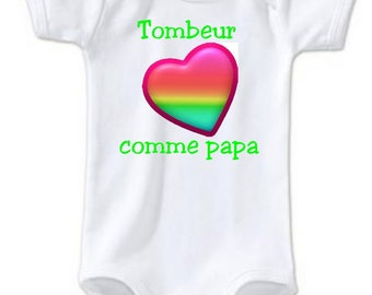Humor Stud like Daddy baby Bodysuit