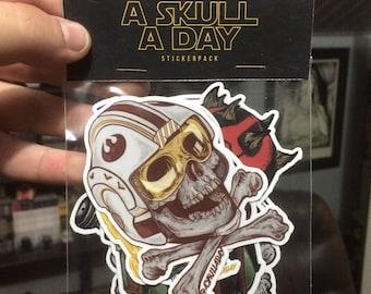 ASAD Star Wars s.1 Sticker pack