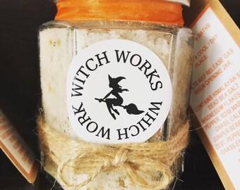 Witch Works 'Up' Bath Salts