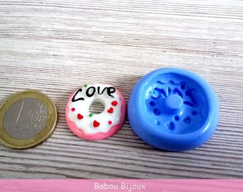 New molds biscuit donust delicious LOVE