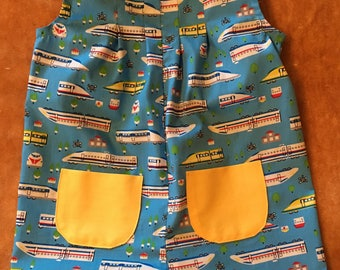 Little Boys Romper Suit