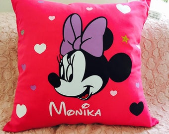 Cushion personalized 60 x 60 Cotton