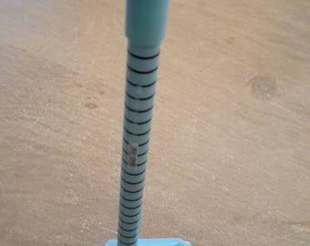Blue Giraffe ballpoint pen