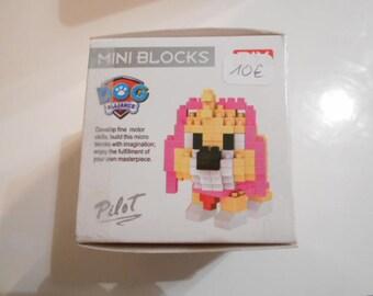 mini puzzle brick 3 D 207 pieces