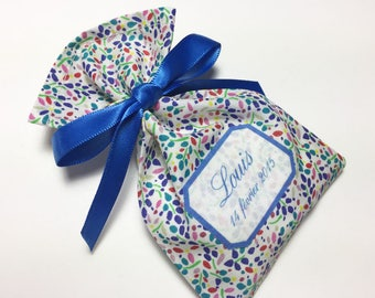 10 bags of sweets customized Liberty Winter blossom