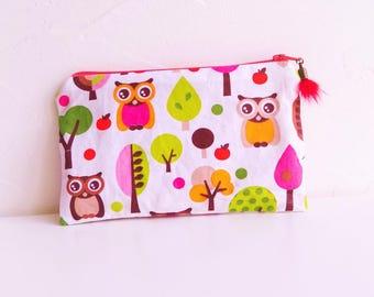 Kit flat ❀ medley of owls ❀
