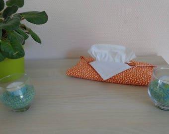 Cover handkerchief origami - rice grain pattern