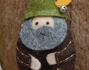 Pembrokeshire Felt Gnomes