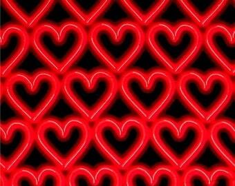 Valentine Novelty from Kanvas for Benartex 05795 10