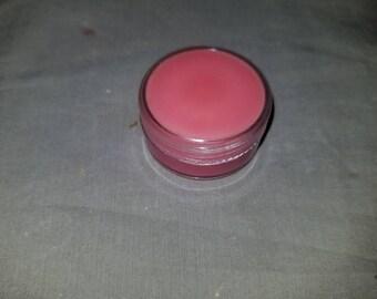 Pink Grapefruit lip balm. Pink, grapefruit, soft lips