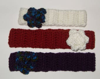 Rose Headbands
