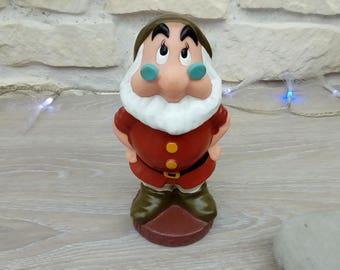 Teacher figurine snow white dwarf