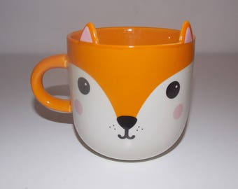 Kawaii Fox mug