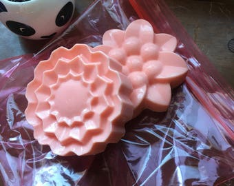 Orange Sherbet Soap Bars