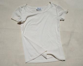 White Joule Slinky T-Shirt