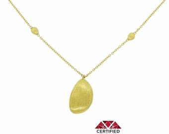 Marco Bicego 18k Yellow Gold 10 Bead Africa Necklace 31.5""